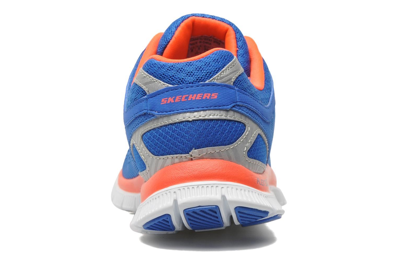 Sportschuhe Skechers Flex Appeallove Your Style 11728 blau ansicht von rechts
