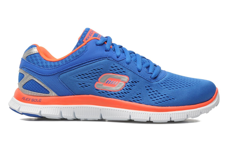 Sportschuhe Skechers Flex Appeallove Your Style 11728 blau ansicht von hinten