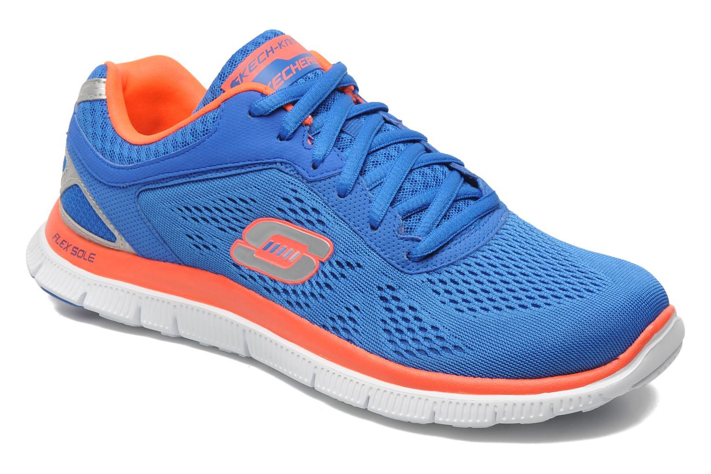 Sportschuhe Skechers Flex Appeallove Your Style 11728 blau detaillierte ansicht/modell