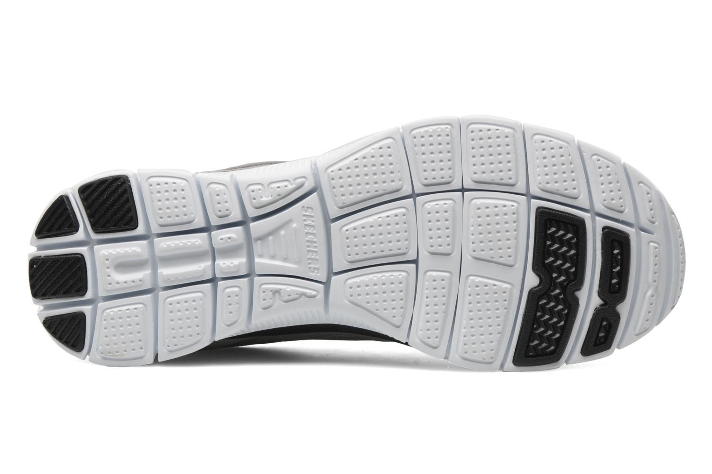 Chaussures de sport Skechers Flex Appeallove Your Style 11728 Gris vue haut