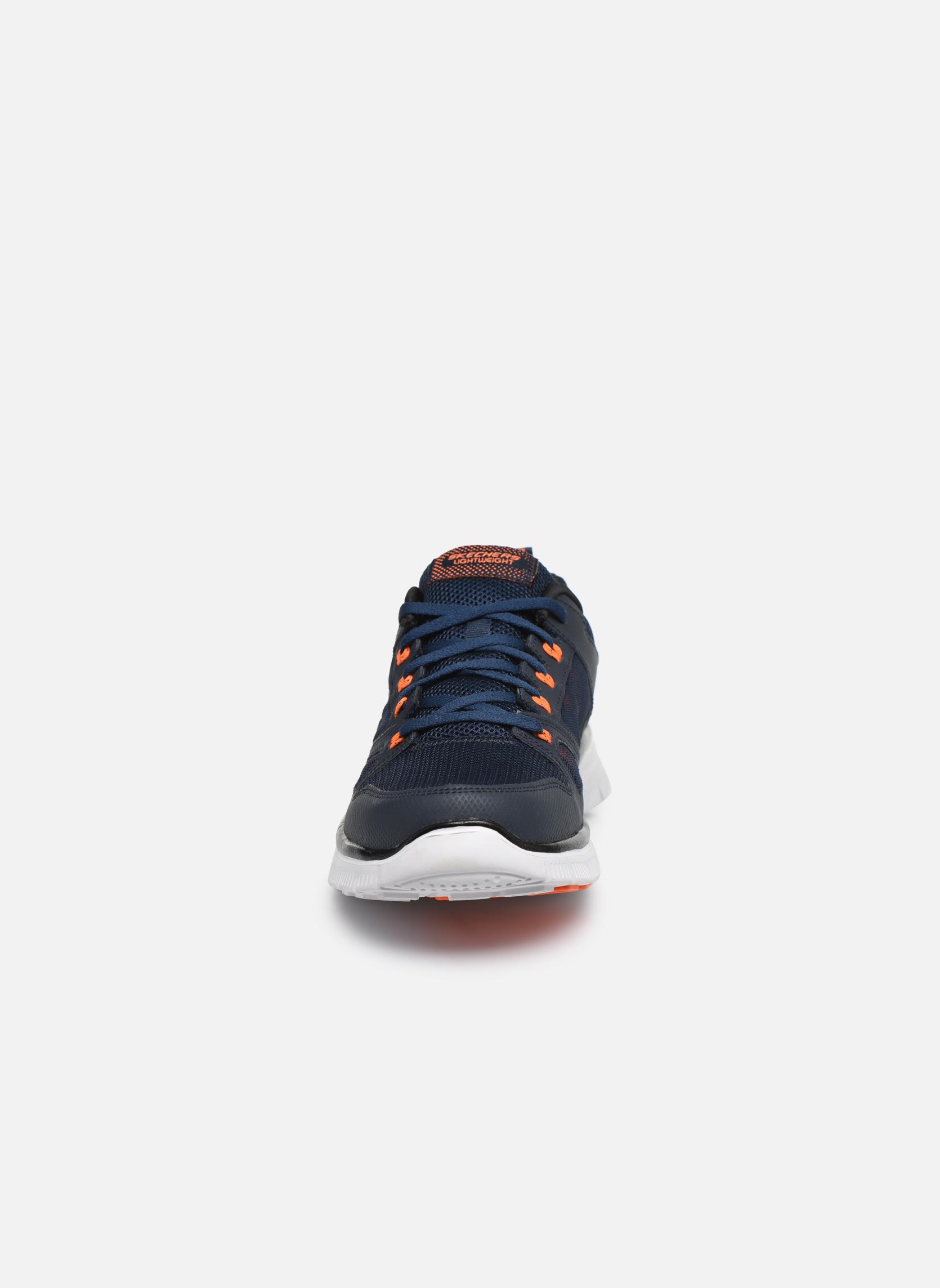 Sportssko Skechers Flex Advantage 51251 Blå se skoene på