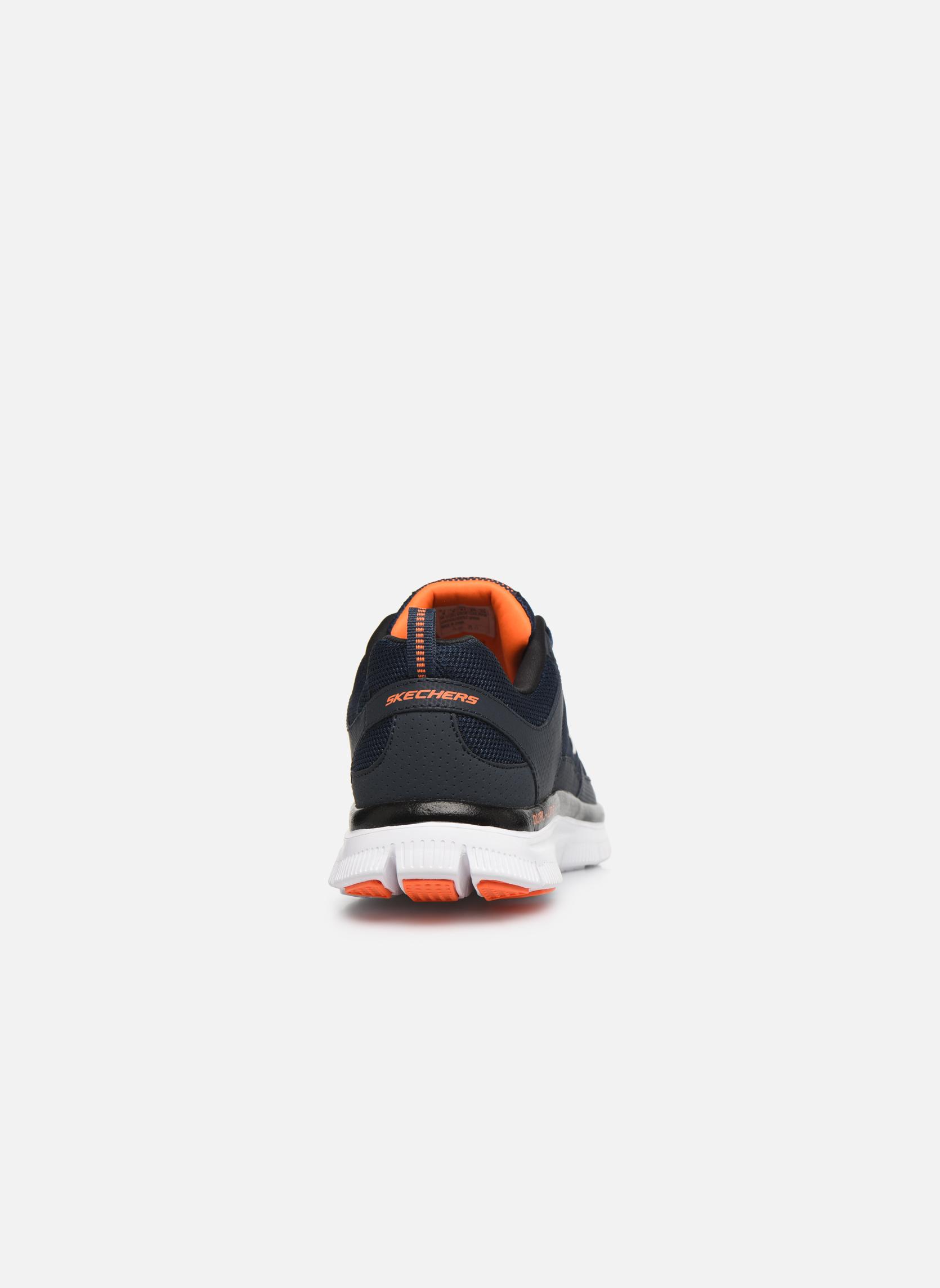 Sportssko Skechers Flex Advantage 51251 Blå Se fra højre