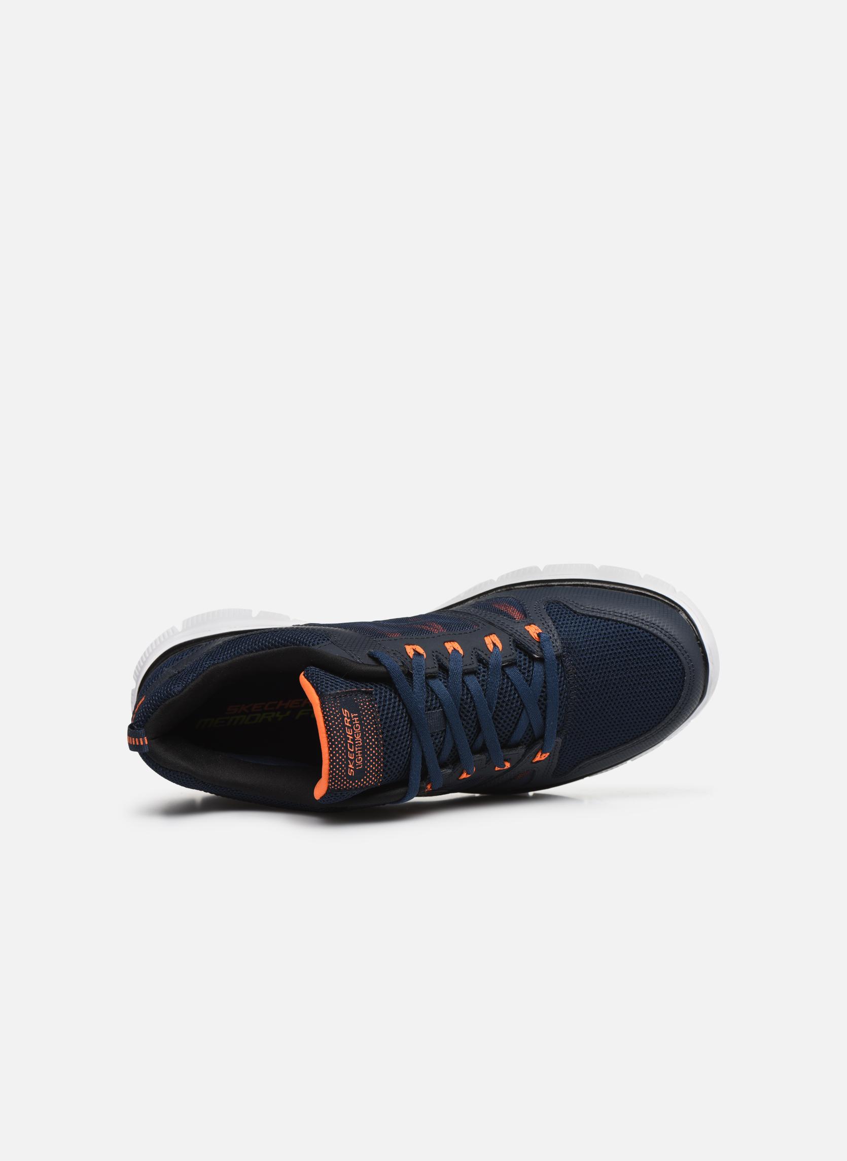 Sportssko Skechers Flex Advantage 51251 Blå se fra venstre