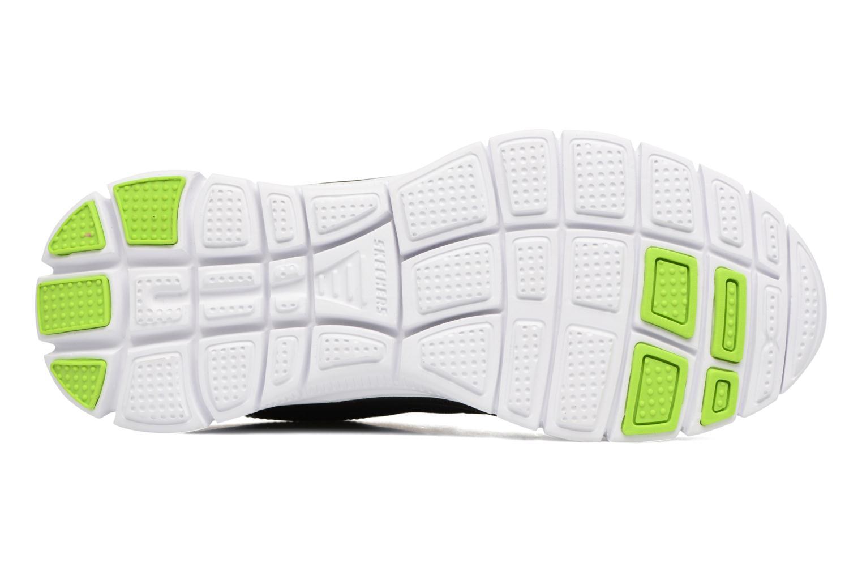 Sport shoes Skechers Flex Advantage 51251 Blue view from above