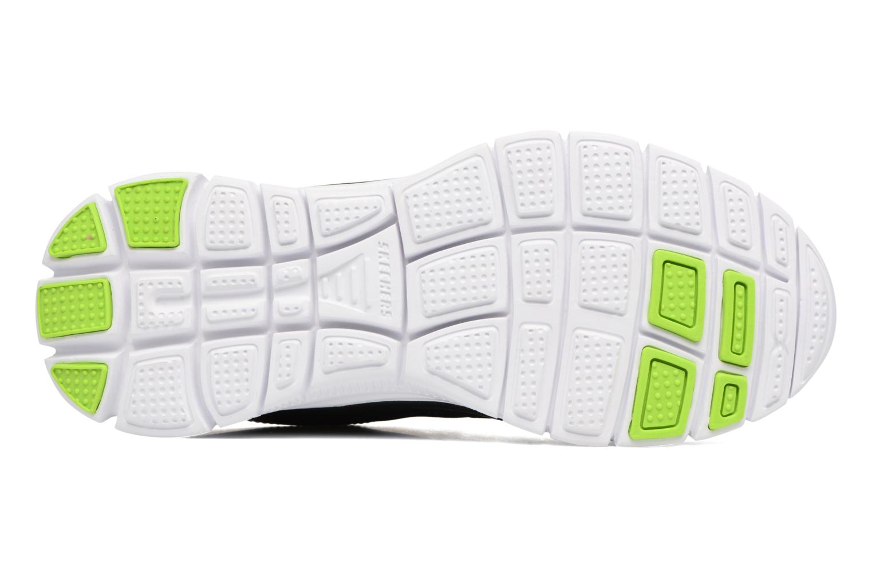 Chaussures de sport Skechers Flex Advantage 51251 Bleu vue haut