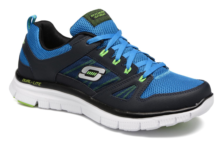 Zapatillas de deporte Skechers Flex Advantage 51251 Azul vista de detalle / par