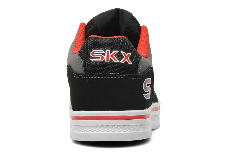 Baskets Skechers Kelp-Kickturn Gris vue droite