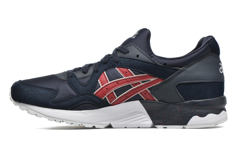 Sneakers Asics Gel-Lyte V Blauw voorkant