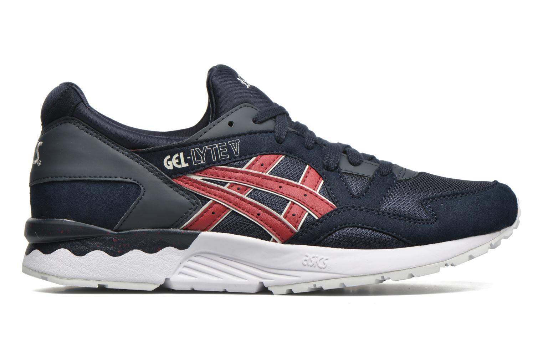 Sneakers Asics Gel-Lyte V Blauw achterkant