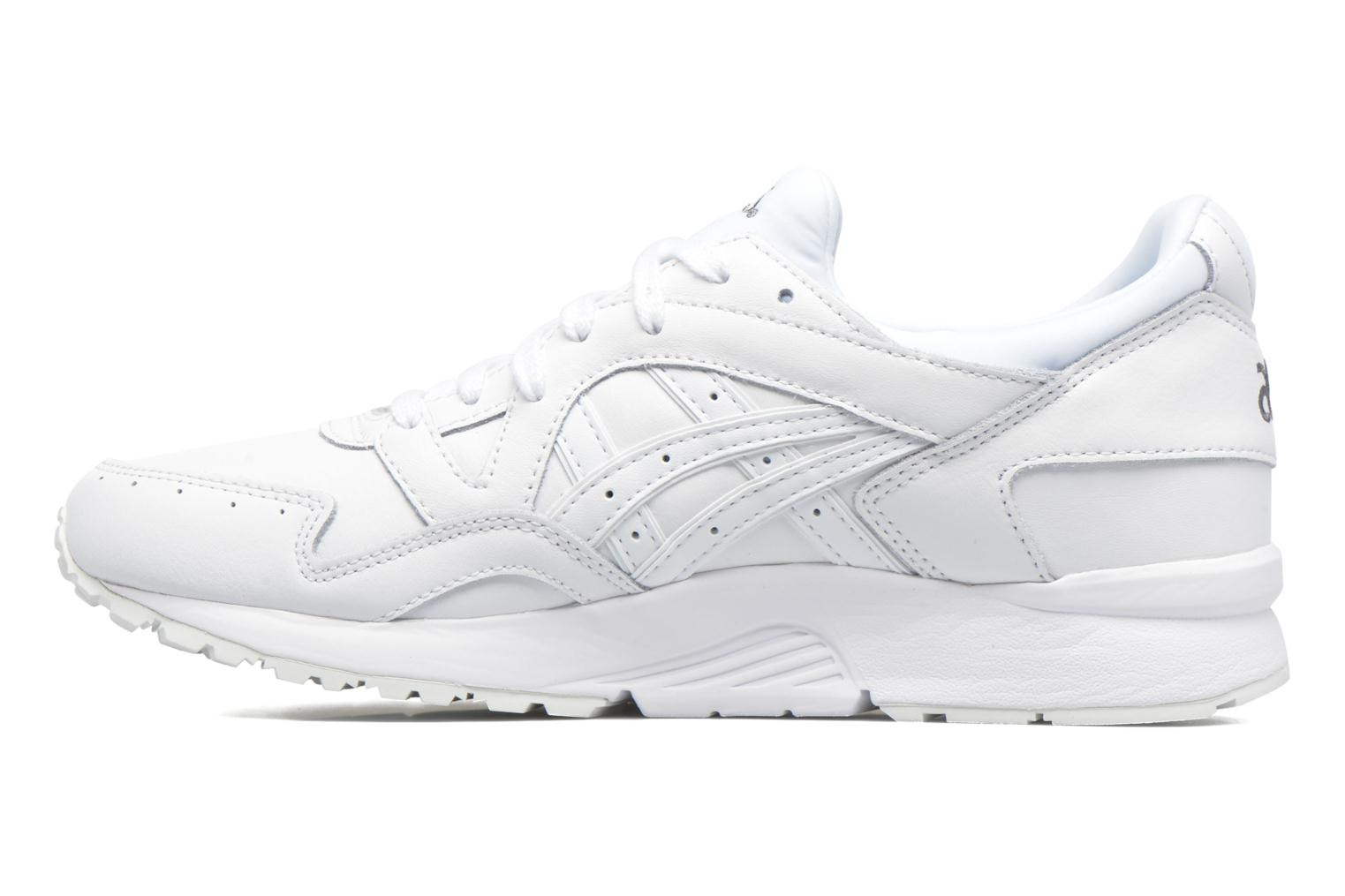 Baskets Asics Gel-Lyte V Blanc vue face