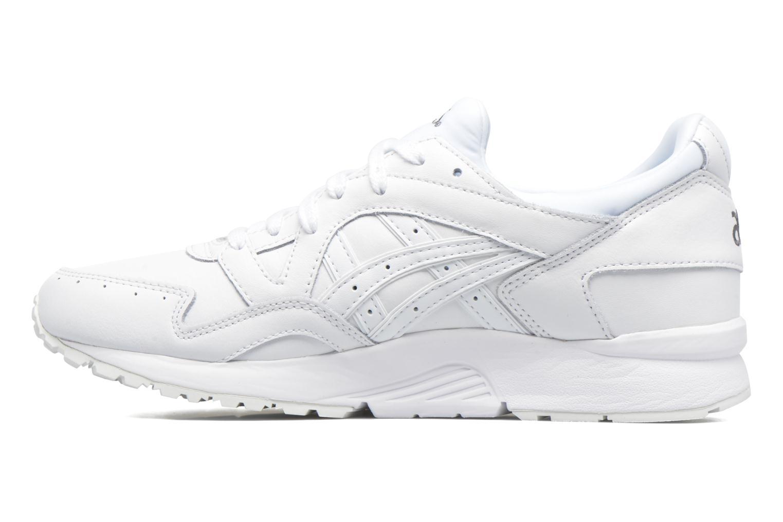 Sneakers Asics Gel-Lyte V Wit voorkant