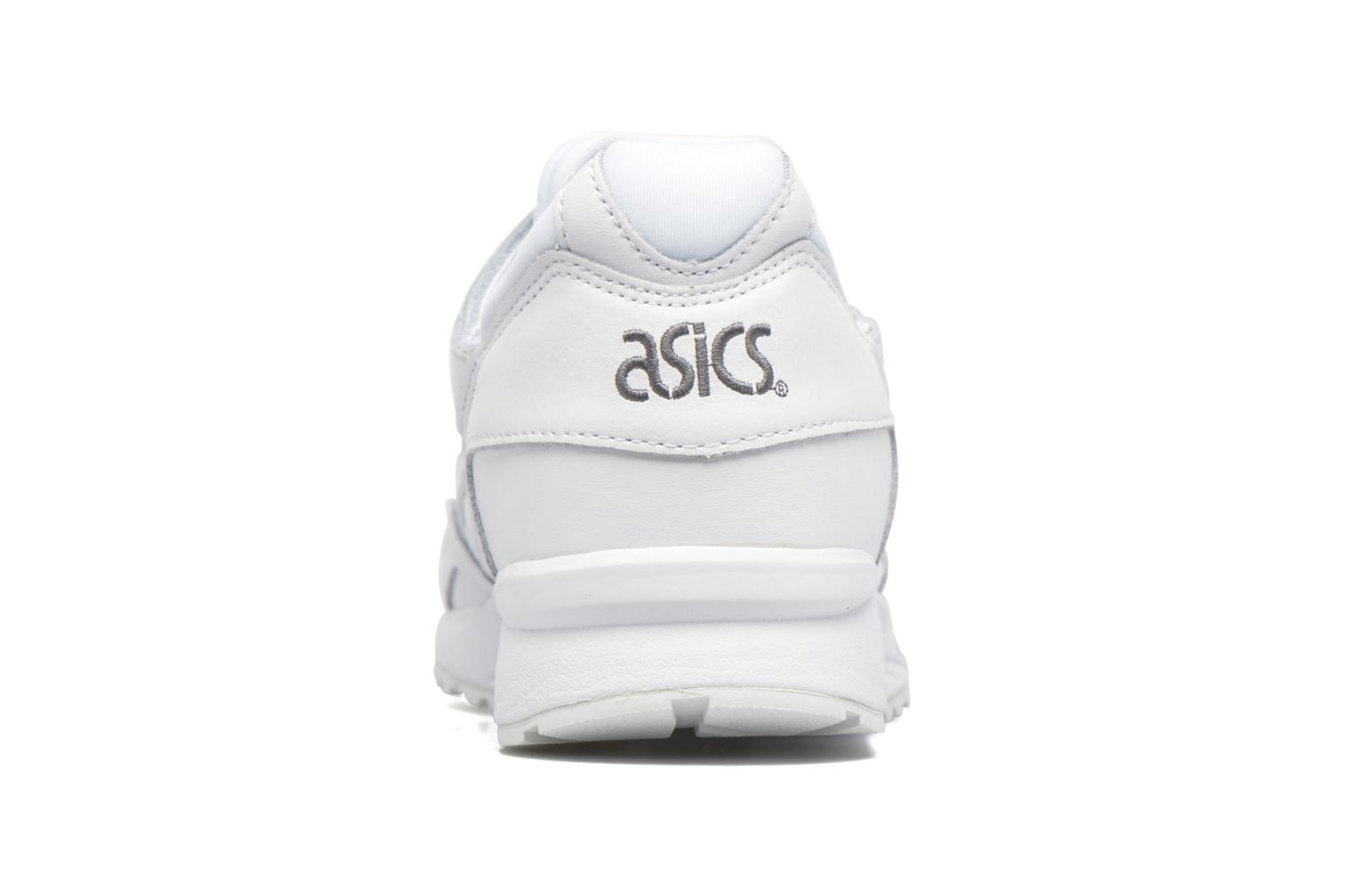 Trainers Asics Gel-Lyte V White view from the right