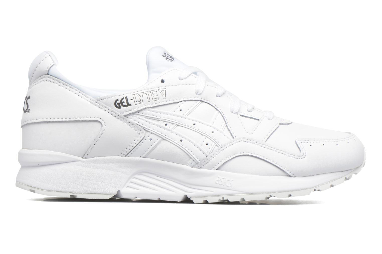 Sneakers Asics Gel-Lyte V Wit achterkant