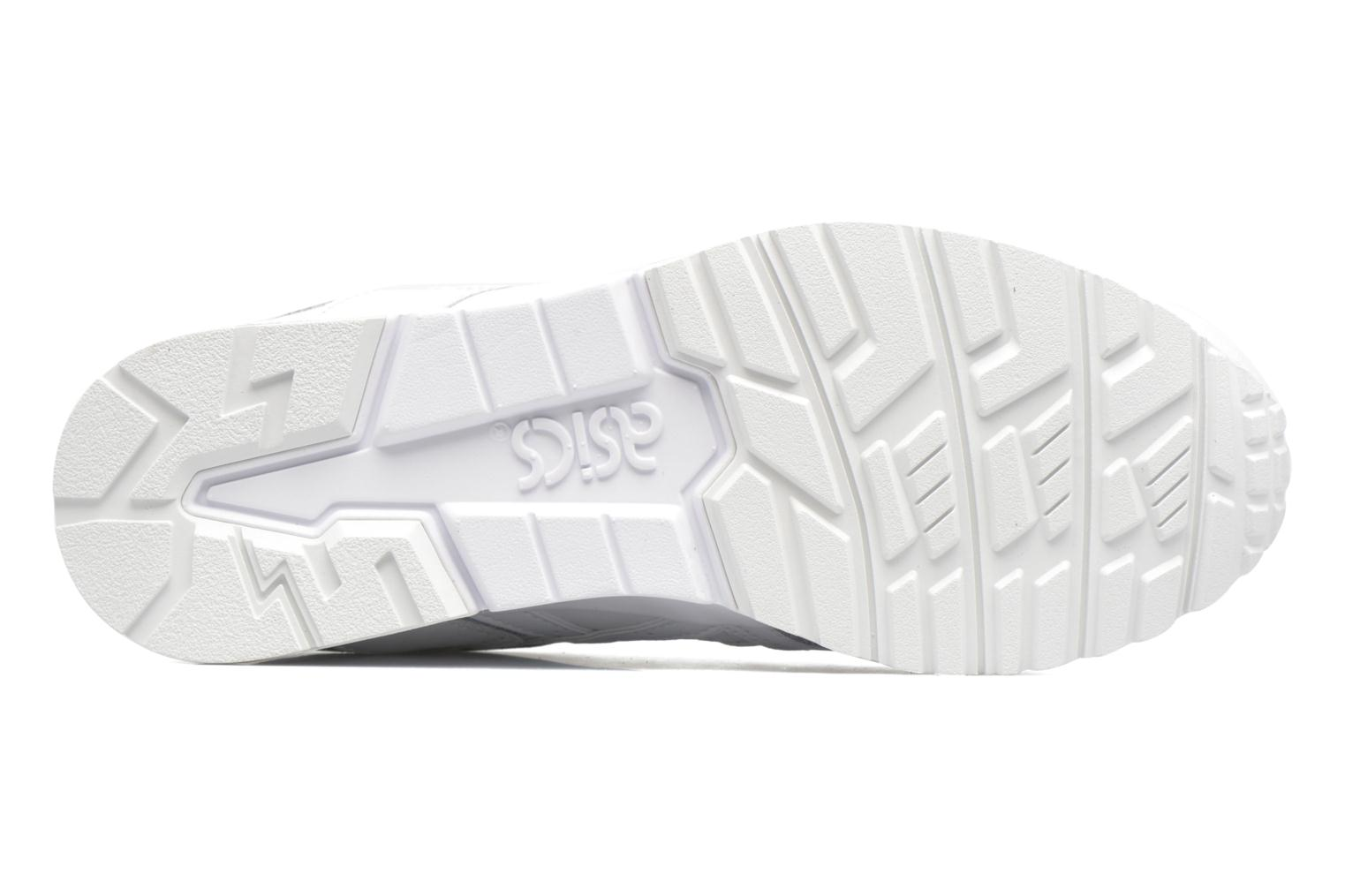 Trainers Asics Gel-Lyte V White view from above