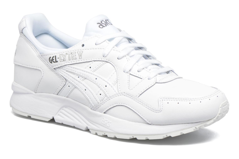 Sneakers Asics Gel-Lyte V Wit detail
