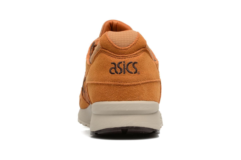 Baskets Asics Gel-Lyte V Marron vue droite