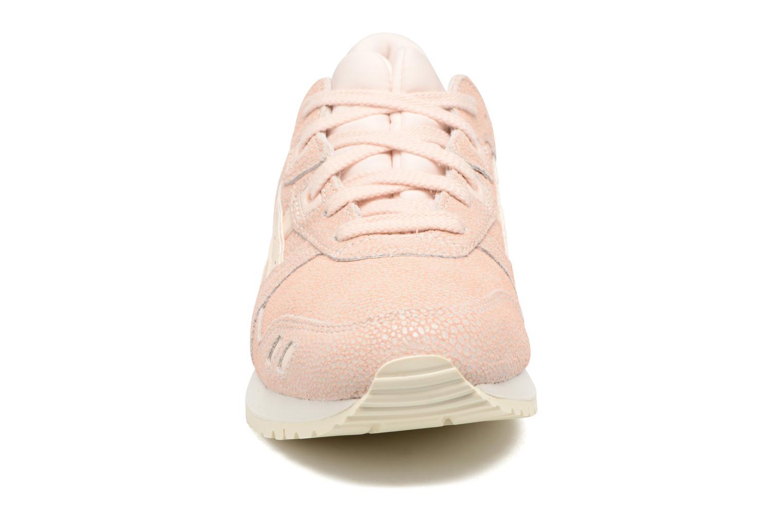 Sneaker Asics Gel-Lyte III W rosa schuhe getragen