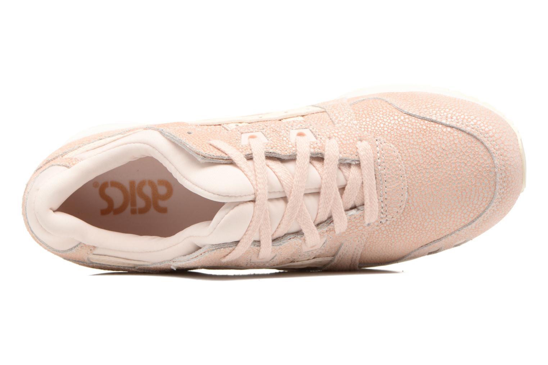 Sneaker Asics Gel-Lyte III W rosa ansicht von links
