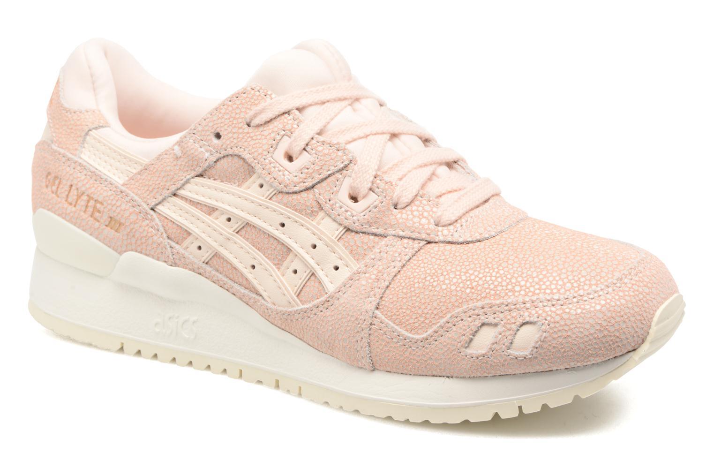 Sneaker Asics Gel-Lyte III W rosa detaillierte ansicht/modell