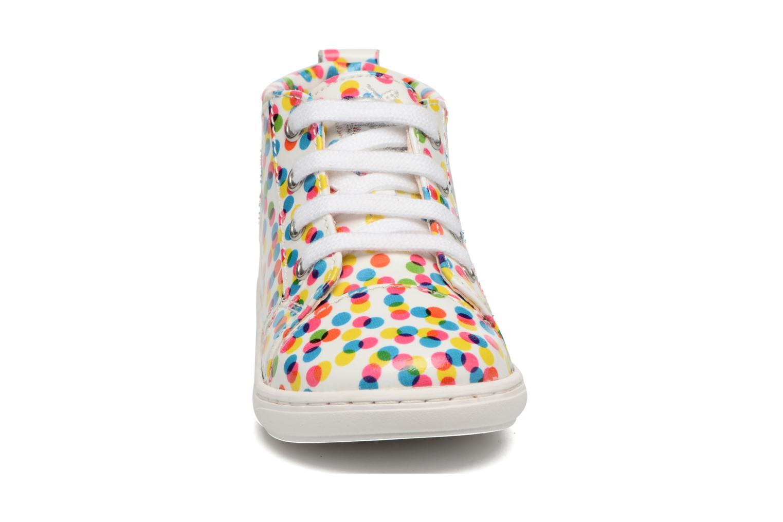 Bottines et boots Shoo Pom Bouba Pad Lace Multicolore vue portées chaussures