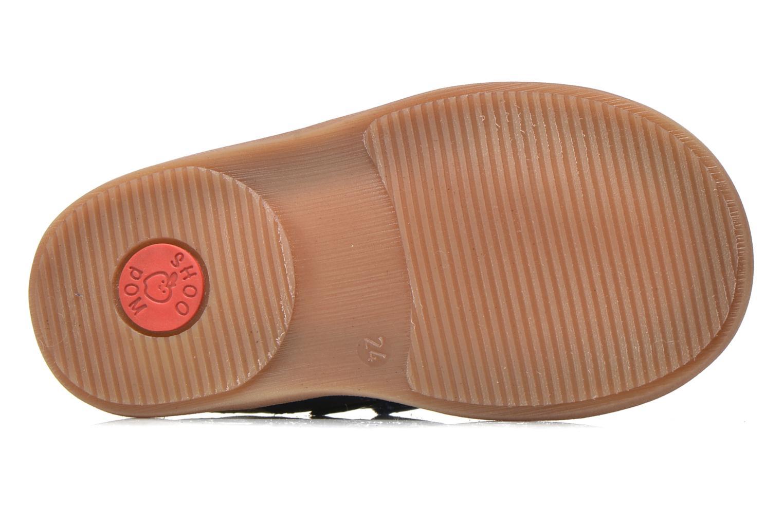 Sandali e scarpe aperte Shoo Pom Crespin Tonton Azzurro immagine dall'alto