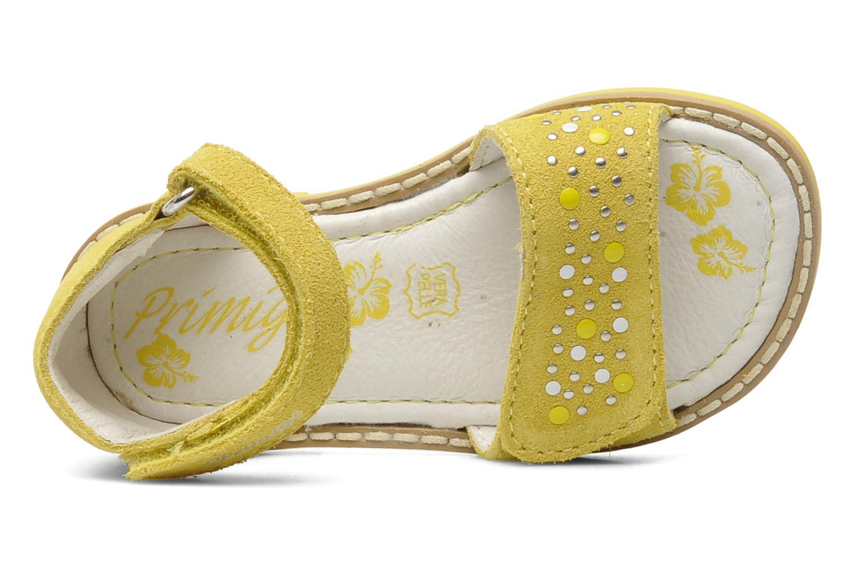 Sandales et nu-pieds Primigi AAMINA Jaune vue gauche