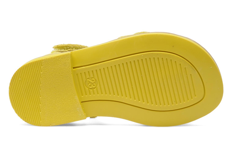 Sandales et nu-pieds Primigi AAMINA Jaune vue haut