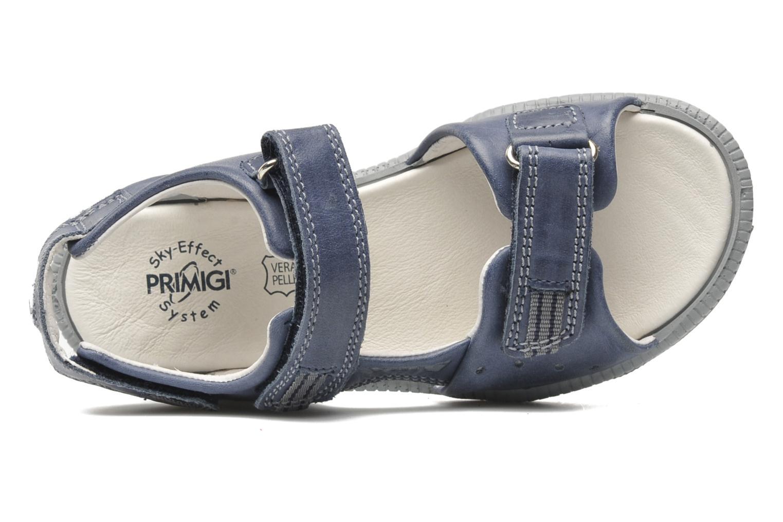Sandalen Primigi DAMIANO blau ansicht von links