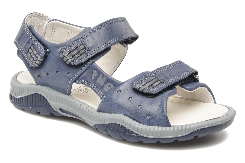 Sandalen Primigi DAMIANO blau detaillierte ansicht/modell