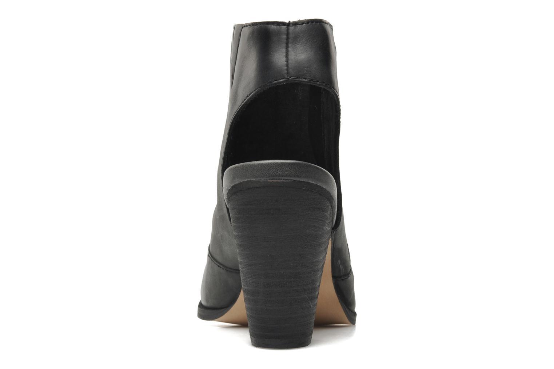 Bottines et boots Aldo JERING Noir vue droite