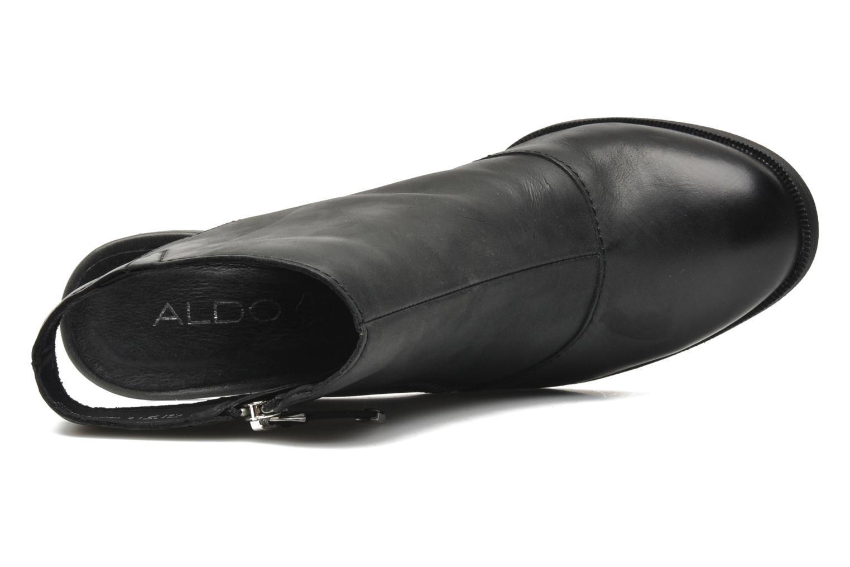 Bottines et boots Aldo JERING Noir vue gauche