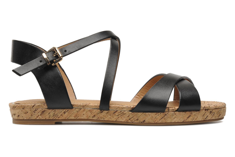 Sandales et nu-pieds Aldo BOUND Noir vue derrière