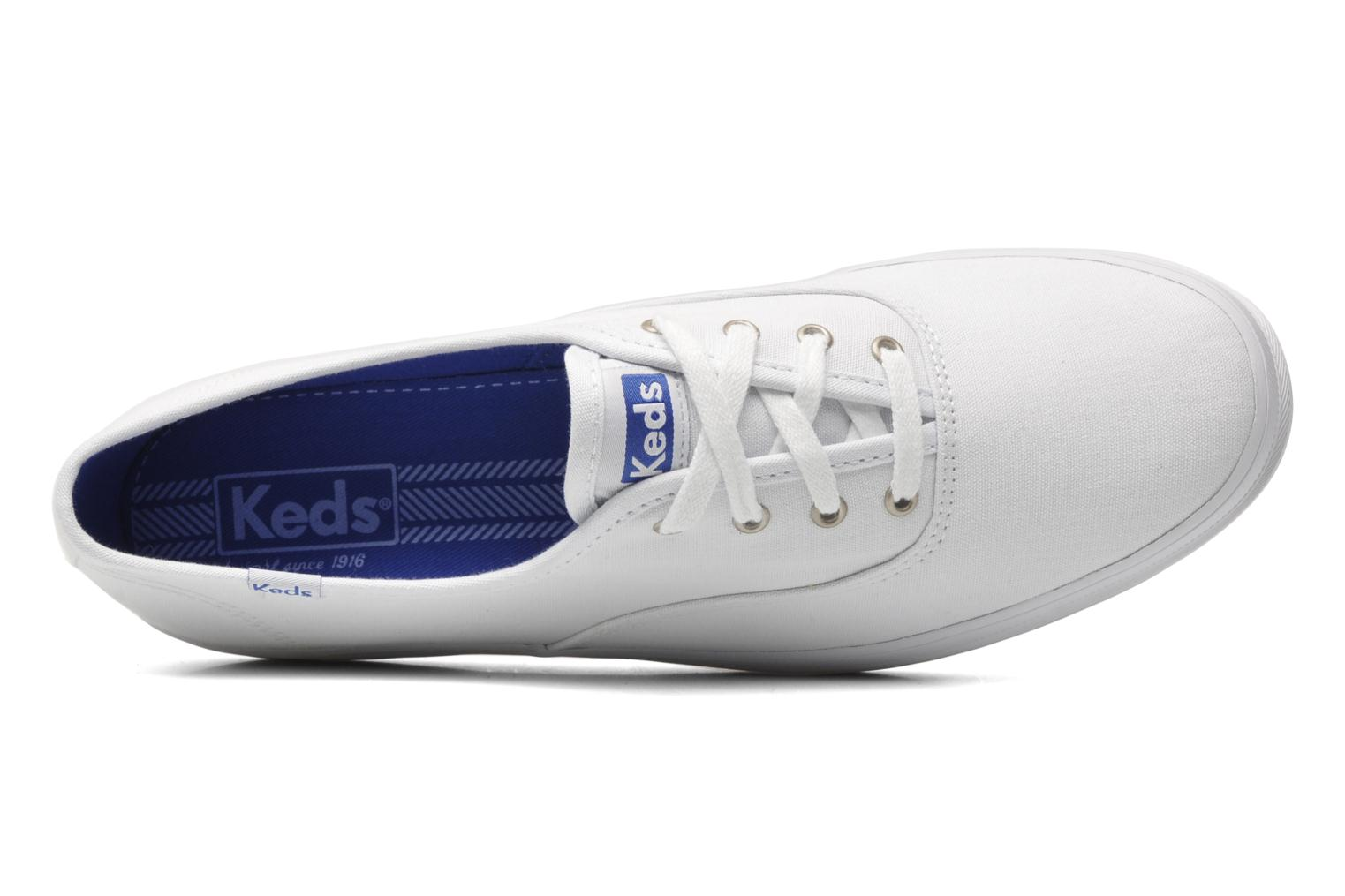 Sneakers Keds Triple Wit links