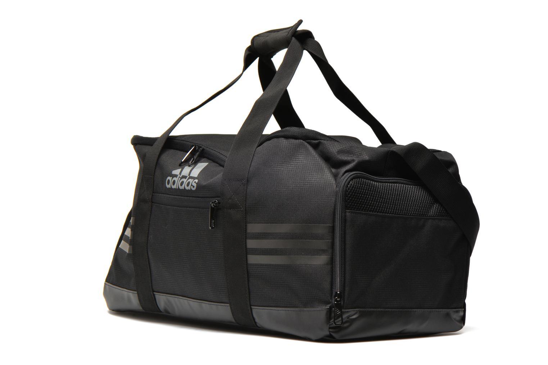 Sporttaschen Adidas Performance 3S Per TB S schwarz schuhe getragen