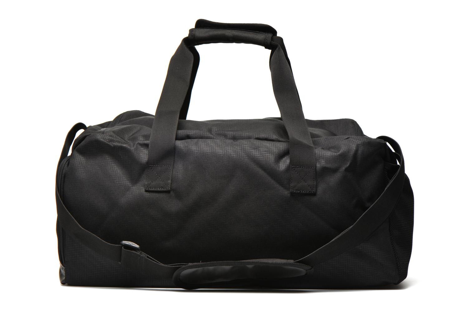 Sports bags Adidas Performance 3S Per TB S Black front view