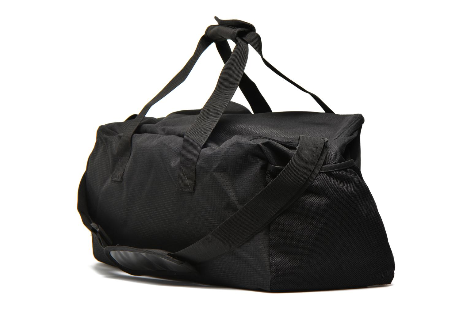 Sports bags Adidas Performance 3S Per TB S Black view from the right