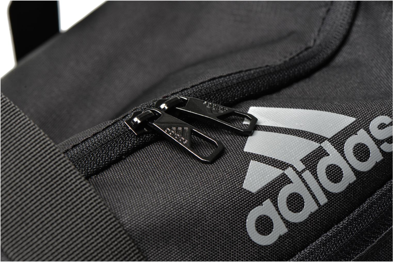 Sports bags Adidas Performance 3S Per TB S Black view from the left