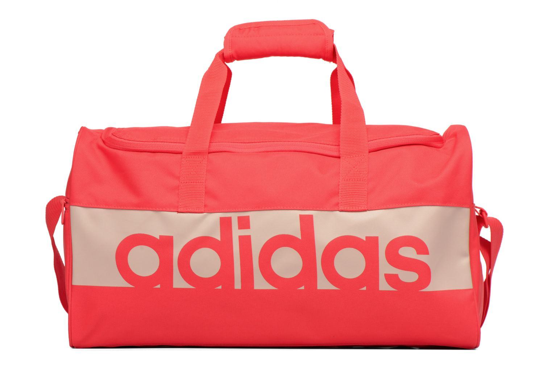 Sporttassen Adidas Performance Lin Per TB S Oranje detail