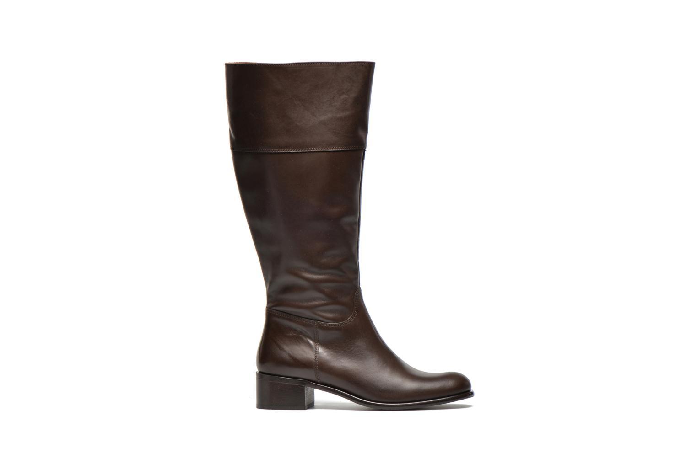 Boots & wellies Jilsen Anna - 48 Brown back view