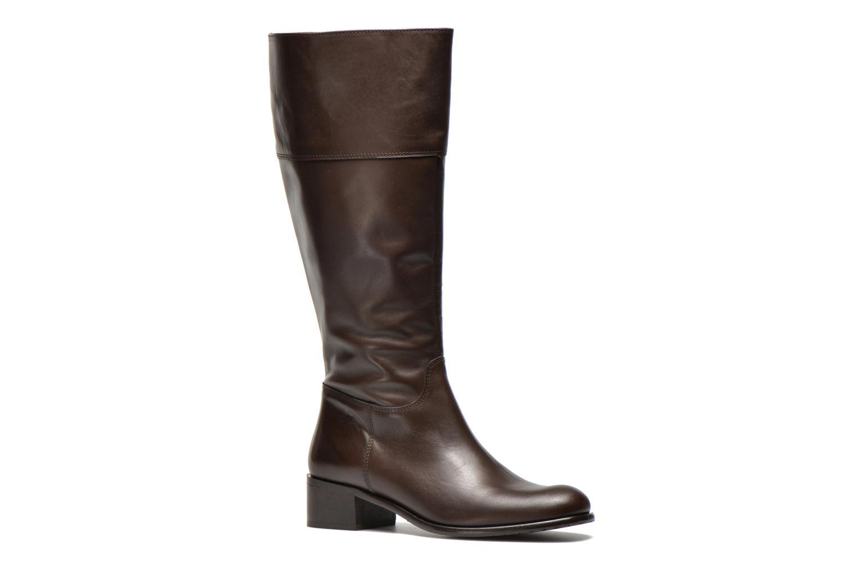Boots & wellies Jilsen Anna - 48 Brown detailed view/ Pair view