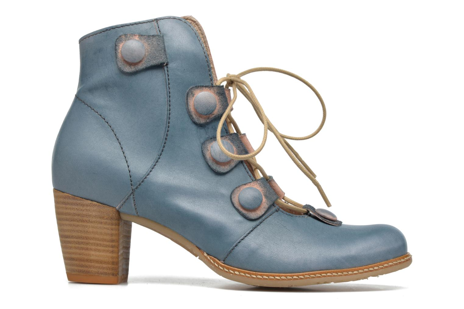 Ankle boots Dkode Valyn Blue back view