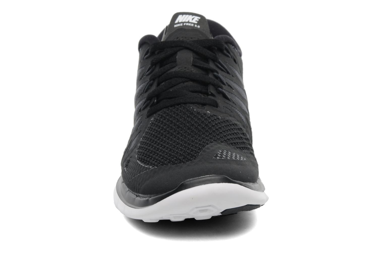 Chaussures de sport Nike Wmns Nike Free 5.0 '14 Noir vue portées chaussures