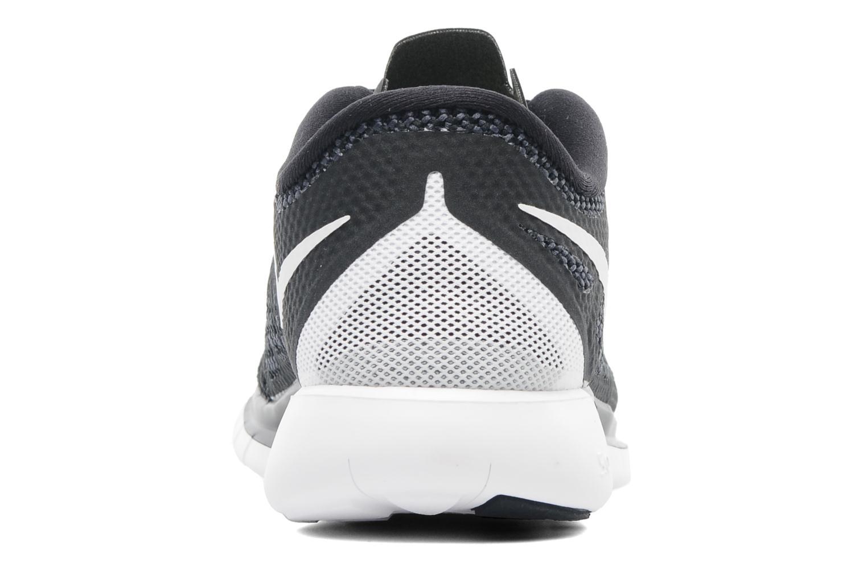 Chaussures de sport Nike Wmns Nike Free 5.0 '14 Noir vue droite