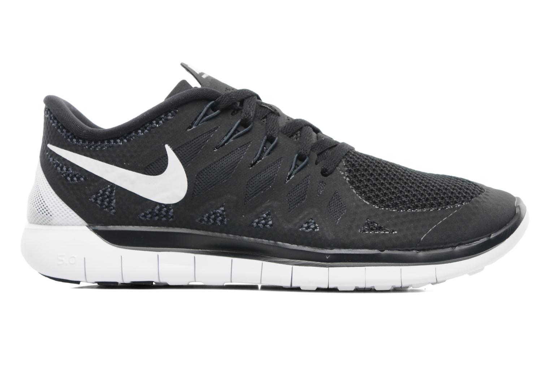 Chaussures de sport Nike Wmns Nike Free 5.0 '14 Noir vue derrière