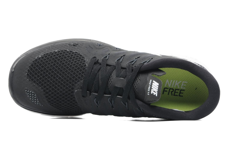 Wmns Nike Free 5.0 '14 Black-White-Anthracite