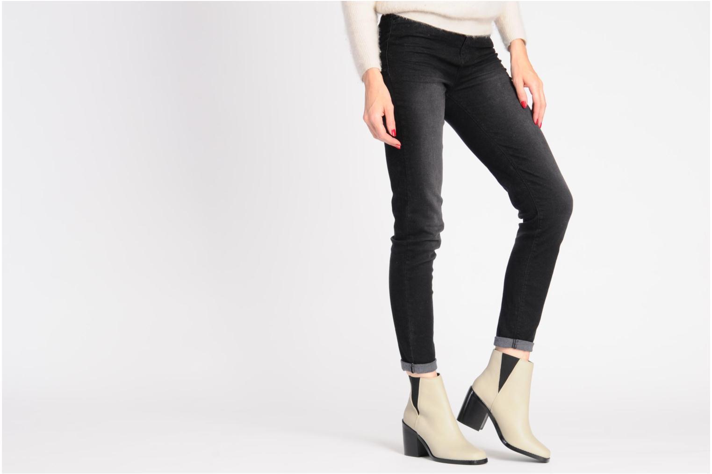 Bottines et boots Shellys London Lovenia Noir vue bas / vue portée sac