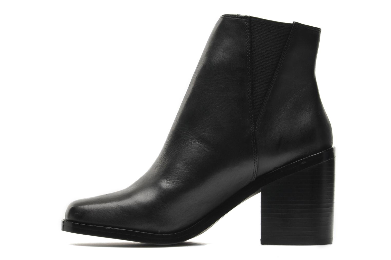Bottines et boots Shellys London Lovenia Noir vue face