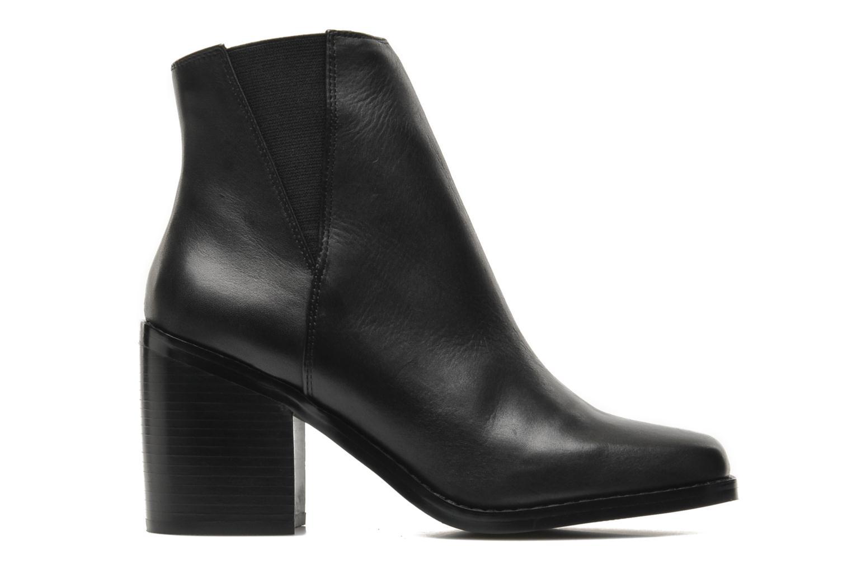 Bottines et boots Shellys London Lovenia Noir vue derrière