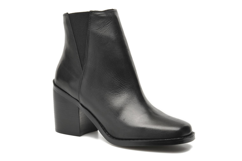 Bottines et boots Shellys London Lovenia Noir vue détail/paire