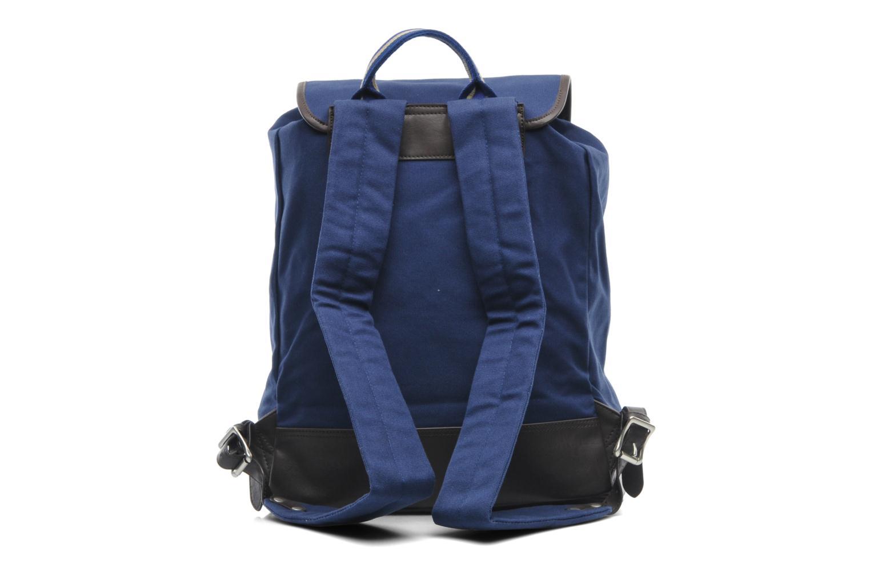 Rucksäcke Fred Perry Classic canvas rucksack blau ansicht von vorne